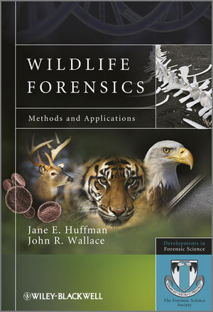 Wildlife Forensics: Methods and Applications (047066259X) cover image