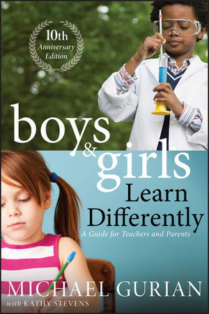 Boys and Girls Learn Differently! A Guide for Teachers and Parents, Revised 10th Anniversary Edition (047094059X) cover image