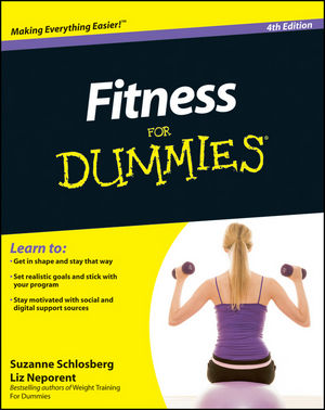 Fitness For Dummies, 4th Edition (047094899X) cover image