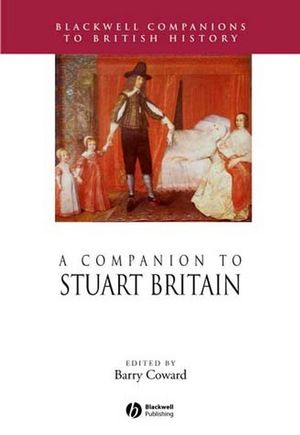 A Companion to Stuart Britain (047099889X) cover image