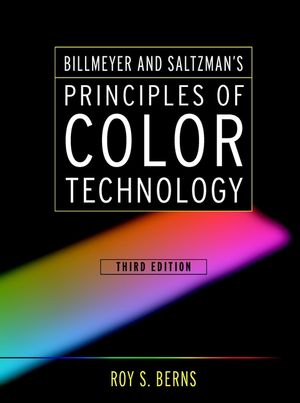 Billmeyer and Saltzman's Principles of Color Technology, 3rd Edition