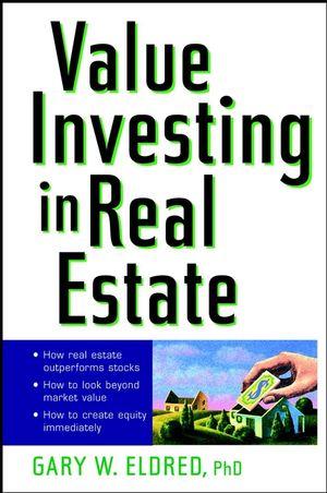 Value Investing in Real Estate (047121129X) cover image