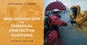 Quick Selection Guide to Chemical Protective Clothing, 4th Edition