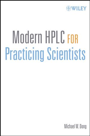 Modern HPLC for Practicing Scientists  (047172789X) cover image