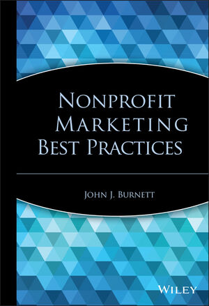 Nonprofit Marketing Best Practices (047179189X) cover image