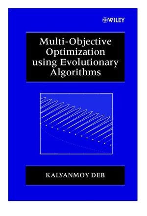 Multi-Objective Optimization using Evolutionary Algorithms (047187339X) cover image