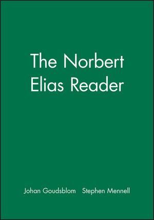 The Norbert Elias Reader (063119309X) cover image