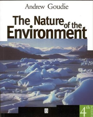 The Nature of the Environment, 4th Edition (063120069X) cover image