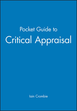 Pocket Guide to Critical Appraisal