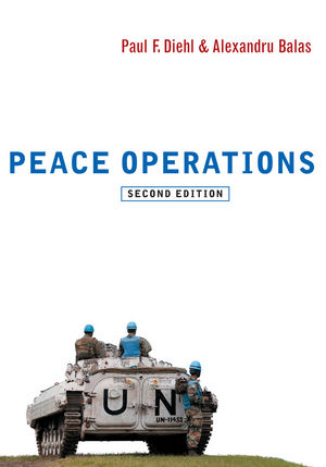 Peace Operations, 2nd Edition (074568419X) cover image