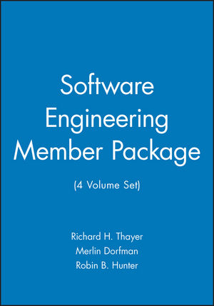 Software Engineering Member Package (4 Volume Set)