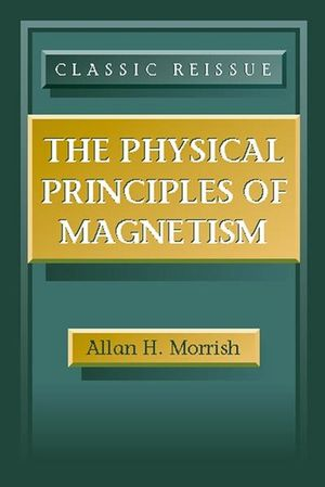 The Physical Principles of Magnetism (078036029X) cover image