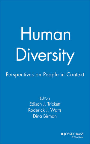 Human Diversity: Perspectives on People in Context