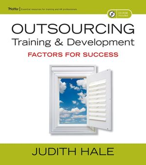 Outsourcing Training and Development: Factors for Success (078798289X) cover image
