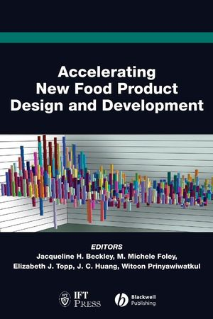 Accelerating New Food Product Design and Development (081380809X) cover image