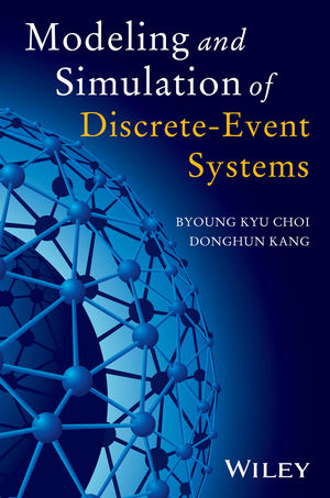 Modeling and Simulation of Discrete Event Systems (111838699X) cover image