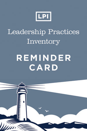 LPI: Leadership Practices Inventory Card, 4th Edition (111841019X) cover image