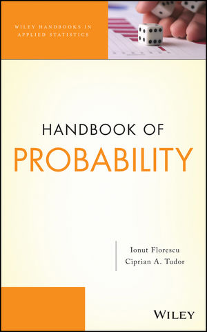 Handbook of Probability (111859309X) cover image