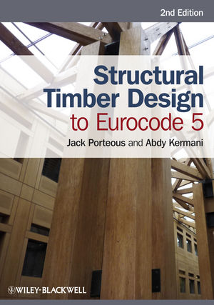 Structural Timber Design to Eurocode 5, 2nd Edition (111859729X) cover image