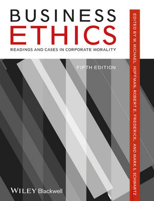 Business Ethics: Readings and Cases in Corporate Morality (111872299X) cover image