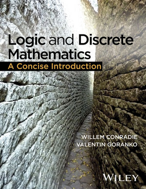 Logic and Discrete Mathematics: A Concise Introduction (111876109X) cover image