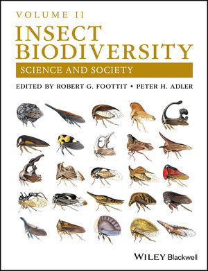 Insect Biodiversity: Science and Society, Volume 2