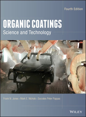 Organic Coatings: Science and Technology, 4th Edition (111902689X) cover image