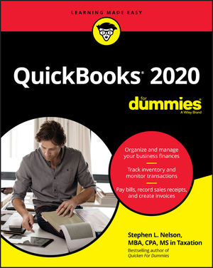 QuickBooks 2020 For Dummies, 1st Edition