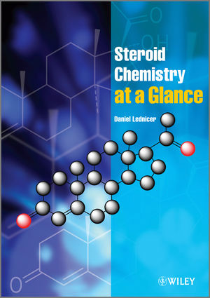 Steroid Chemistry at a Glance (111995729X) cover image