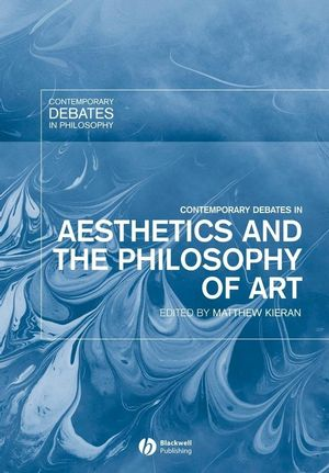 Contemporary Debates in Aesthetics and the Philosophy of Art (140510239X) cover image