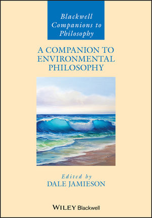A Companion to Environmental Philosophy (140510659X) cover image