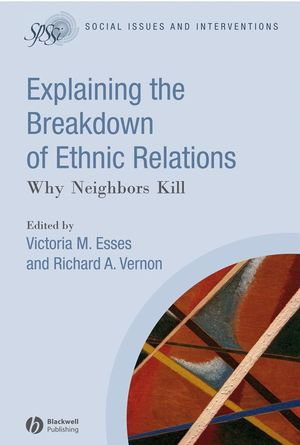 Explaining the Breakdown of Ethnic Relations: Why Neighbors Kill (140517059X) cover image