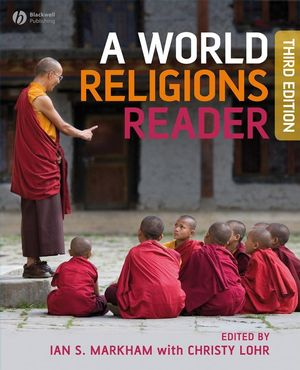 A World Religions Reader, 3rd Edition (140517109X) cover image