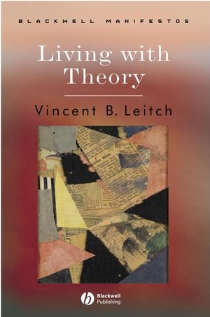 Living with Theory (140517529X) cover image