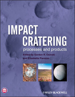 Impact Cratering: Processes and Products (140519829X) cover image