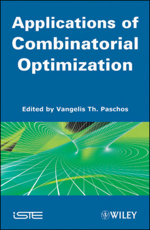 Applications of Combinatorial Optimization, Volume 3 (184821149X) cover image