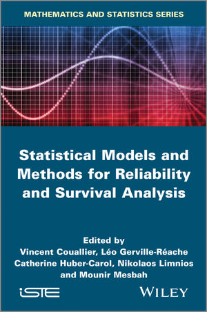 Statistical Models and Methods for Reliability and Survival Analysis (184821619X) cover image