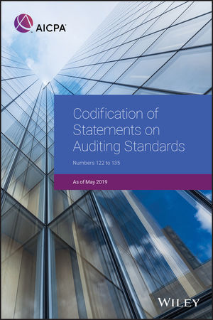 Codification of Statements on Auditing Standards 2019: Numbers 122 to 135
