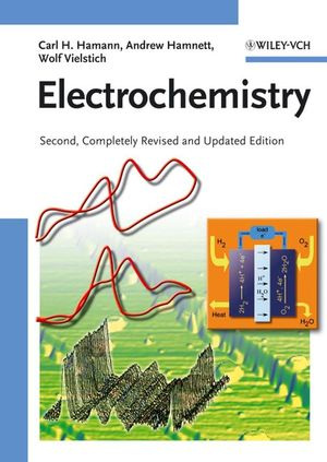 Electrochemistry, 2nd, Completely Revised and Updated Edition (352731069X) cover image