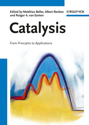 Catalysis: From Principles to Applications (352732349X) cover image
