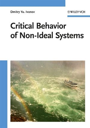 Critical Behavior of Non-Ideal Systems (352762399X) cover image