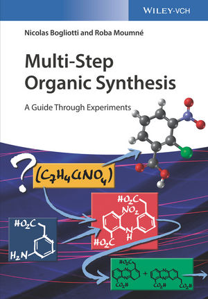 Multi-Step Organic Synthesis: A Guide Through Experiments (352769899X) cover image