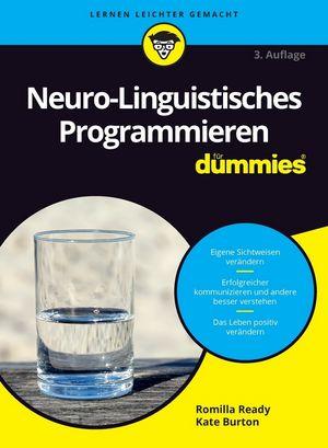 Neuro-Linguistisches Programmieren für Dummies, 3. Auflage (352781079X) cover image