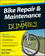 Bike Repair and Maintenance For Dummies (0470415800) cover image