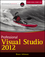 Professional Visual Studio 2012 (1118337700) cover image