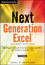 Next Generation Excel: Modeling In Excel For Analysts And MBAs (For MS Windows And Mac OS), 2nd Edition (1118469100) cover image