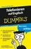 Telefonieren auf Englisch für Dummies Das Pocketbuch (3527637400) cover image