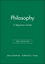 Philosophy: A Beginners Guide, 3rd Edition (0631213201) cover image