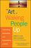 The Art of Waking People Up: Cultivating Awareness and Authenticity at Work (0787963801) cover image