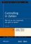 Controlling in Zahlen: Wie hat es sich entwickelt, wie geht es weiter? (3527671501) cover image